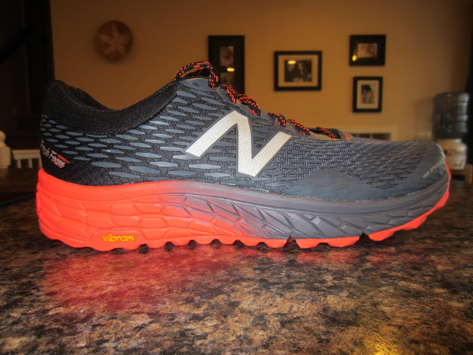 cheap prices suitable for men/women enjoy best price Road Trail Run: New Balance Fresh Foam Hierro v2 - Stable ...
