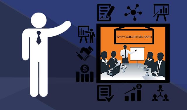 Aplikasi Presentasi Offline dan Online