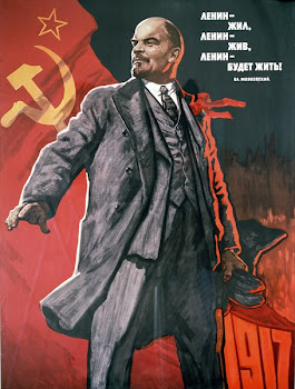 Poster of Lenin (1963)