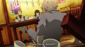 Bungou Stray Dogs 01 online legendado