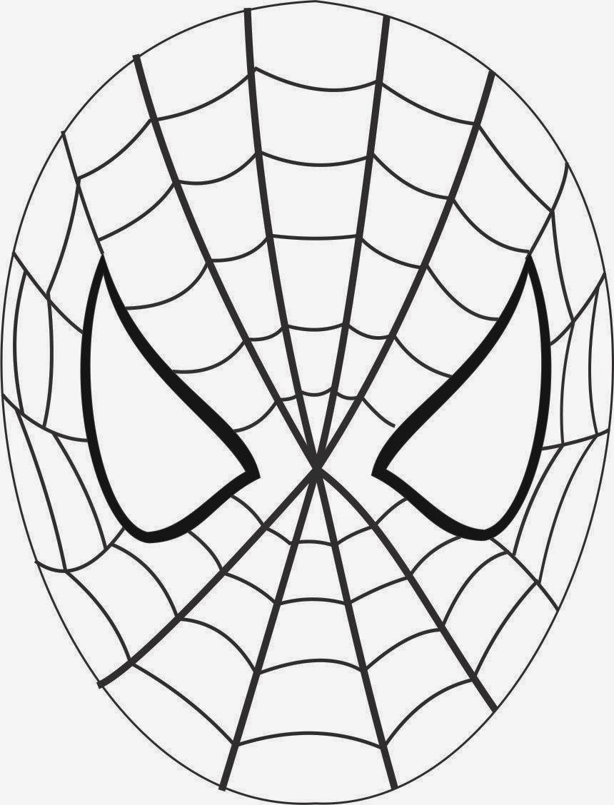 Coloring Pages: Spiderman Free Printable Coloring Pages