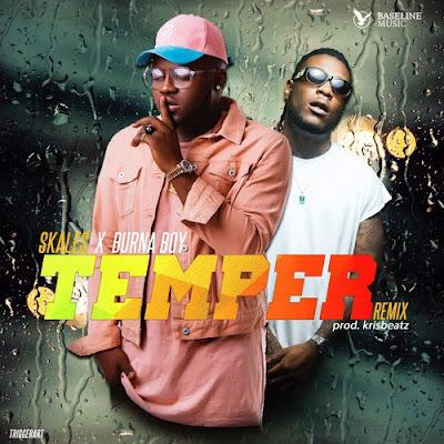 "JPEG: Skales Ft. Burna Boy- ""Temper [Remix]"""