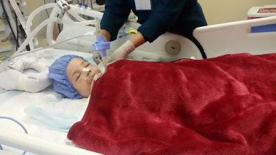 طفل 5 سنوات يدخل لعملية لوز يخرج جثة هامدة
