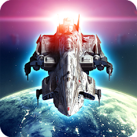 Galaxy Reavers-Space RTS MOD APK+DATA Unlimited Money Terbaru 2016 Gratis