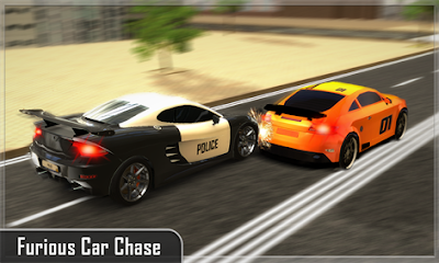 Police Car Chase v 1.0.1 (Mod Money)