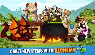 Hallo guys kali ini mimin akan membagikan isu game terupdate kepada kalian semua Castle Cats MOD APK 2018 (Unlimited Gold) v2.1.3