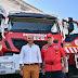 Bombeiros de Faro – Cruz Lusa estiveram 10 dias nos incêndios de Monchique
