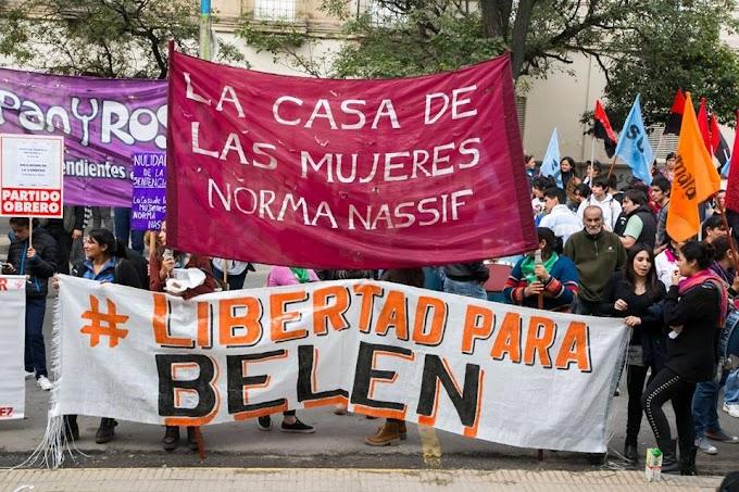 El grito no cesa: continúan las marchas por Belén