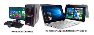 penyebab laptop mati mendadak