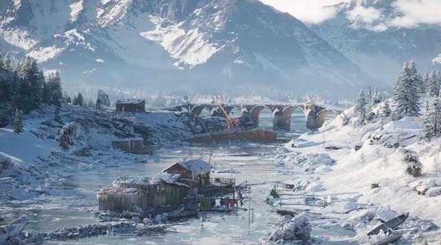 Зимняя карта станет доступна в PUBG на Xbox One в январе