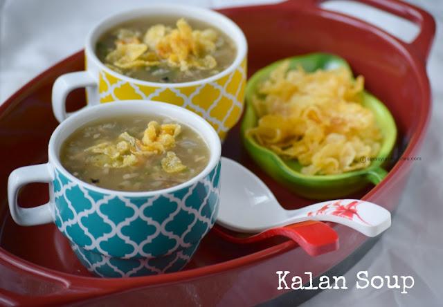 Kalan Soup / Chennai Soup Stall Mushroom Soup Recipe /  காளான் சூப்