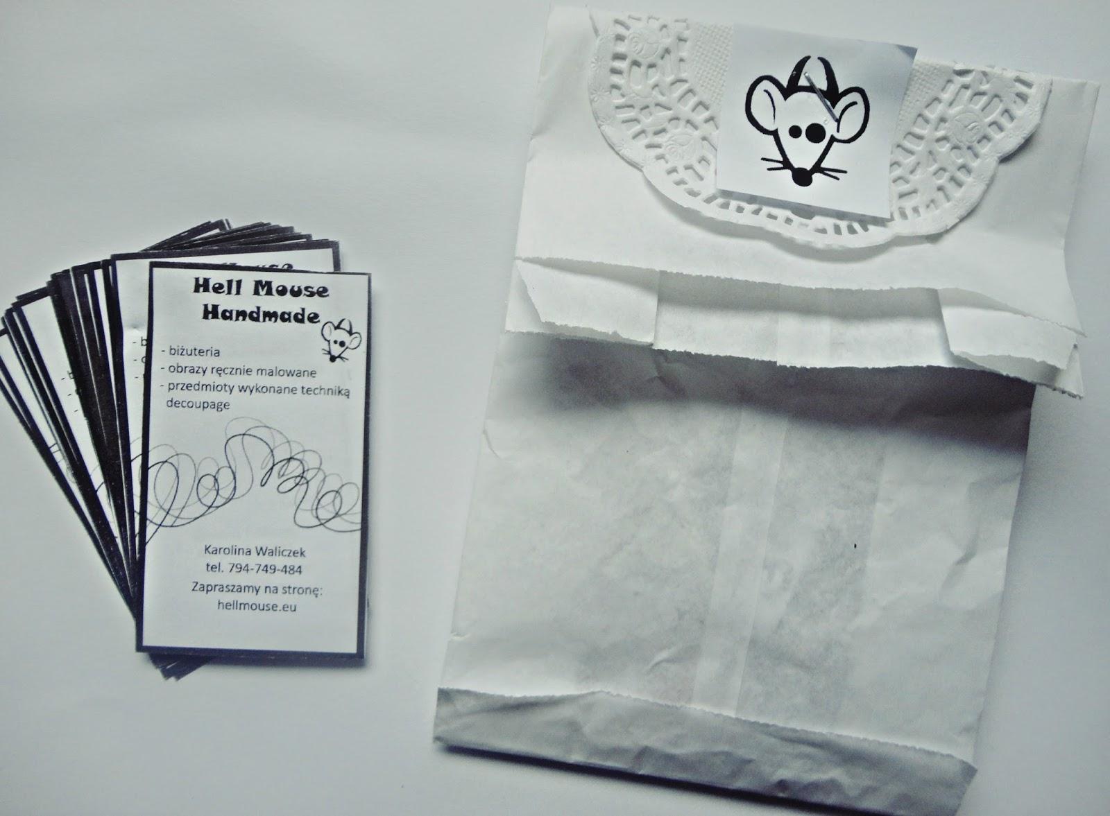 ☂ HellMouse - biżuteria handmade.