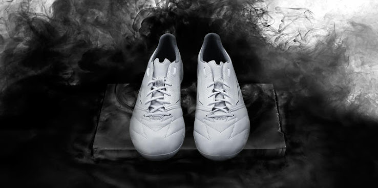5b61704d938e Whiteout Adidas Adizero F50 2014 Leather Boot Released - Footy Headlines