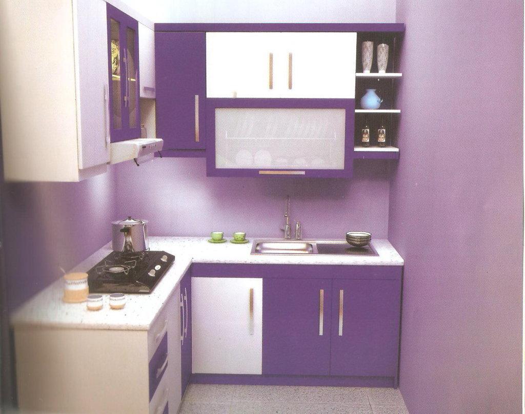 55 Contoh Desain Dapur Minimalis 3x3 Cantik Dan Modern Terbaru