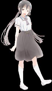 ฮอนดะ ฮานาโกะ (Honda Hanako) @ Asobi Asobase ชมรมสาวรักสนุก (あそびあそばせ)