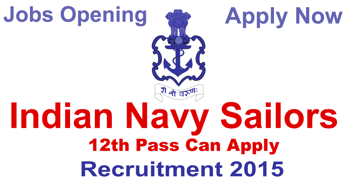 Indian Navy Sailors