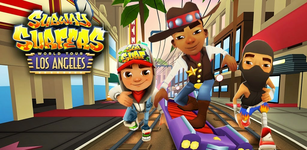MOD SUBWAY SURFERS APK cover jembercyber