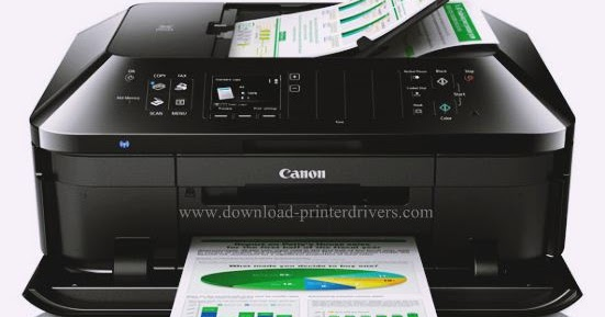 Canon PIXMA MX922 Printer Driver Downloads - Windows, Mac ...