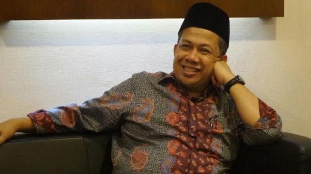 Dibilangi Naif oleh Menteri Susi, Fahri Hamzah Bilang Begini