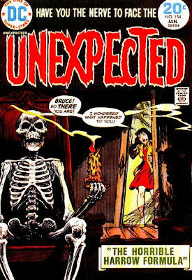 DC Comics' The Unexpected #154