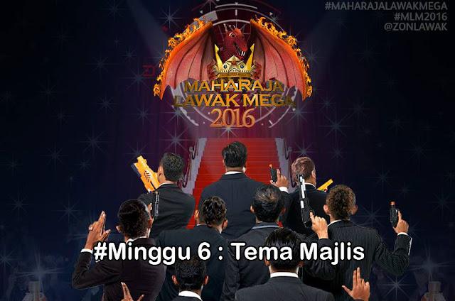 Video Maharaja Lawak Mega 2017 Minggu 6 Full Online