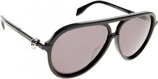 La última moda de gafas de sol Alexander McQueen-TuParadaDigital