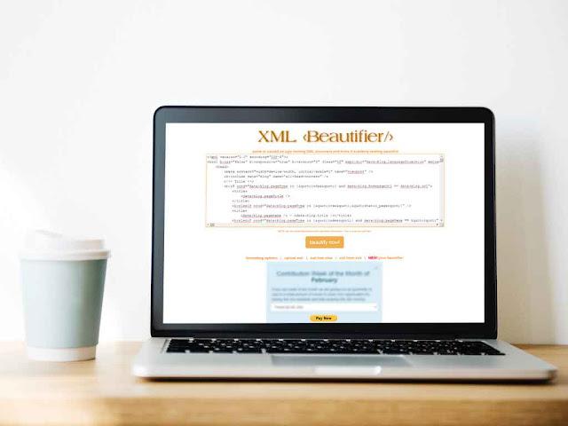 Cara Merapikan Script Kode Template Blog