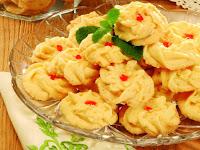 Resep Lengkap Kue Semprit Susu Yang Renyah dan Lembut