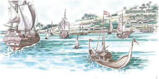 Peran Selat Malaka Dalam Sejarah Terbentuknya Jaringan Nusantara Melalui Perdagangan Pada Masa Kerajaan Sriwijaya dan Majapahit