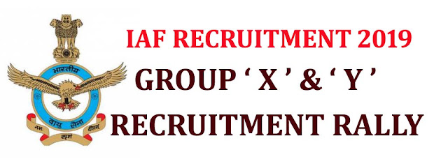 Indian Air Force recruitment rally 2019, IAF recruitment rally 2019 west bengal, Indian Air Force recruitment 2019 for airmen