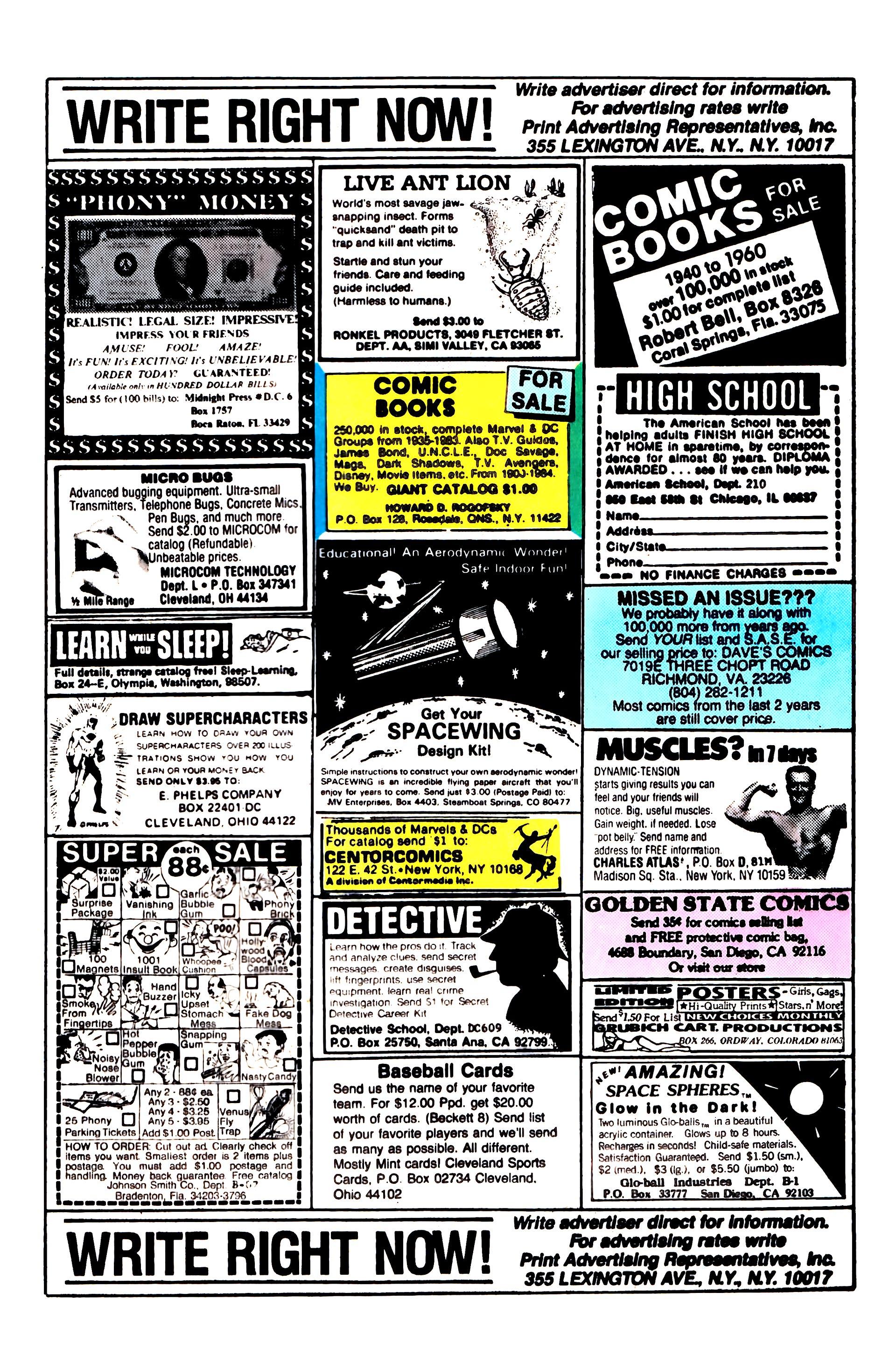 Read online Secret Origins (1986) comic -  Issue #10 - 45