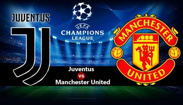 Juventus Turin vs Manchester United: Ver El Partido Aquí EN VIVO / MxM Por TV