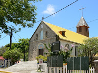 Les Saintes, église de Terre de Haut