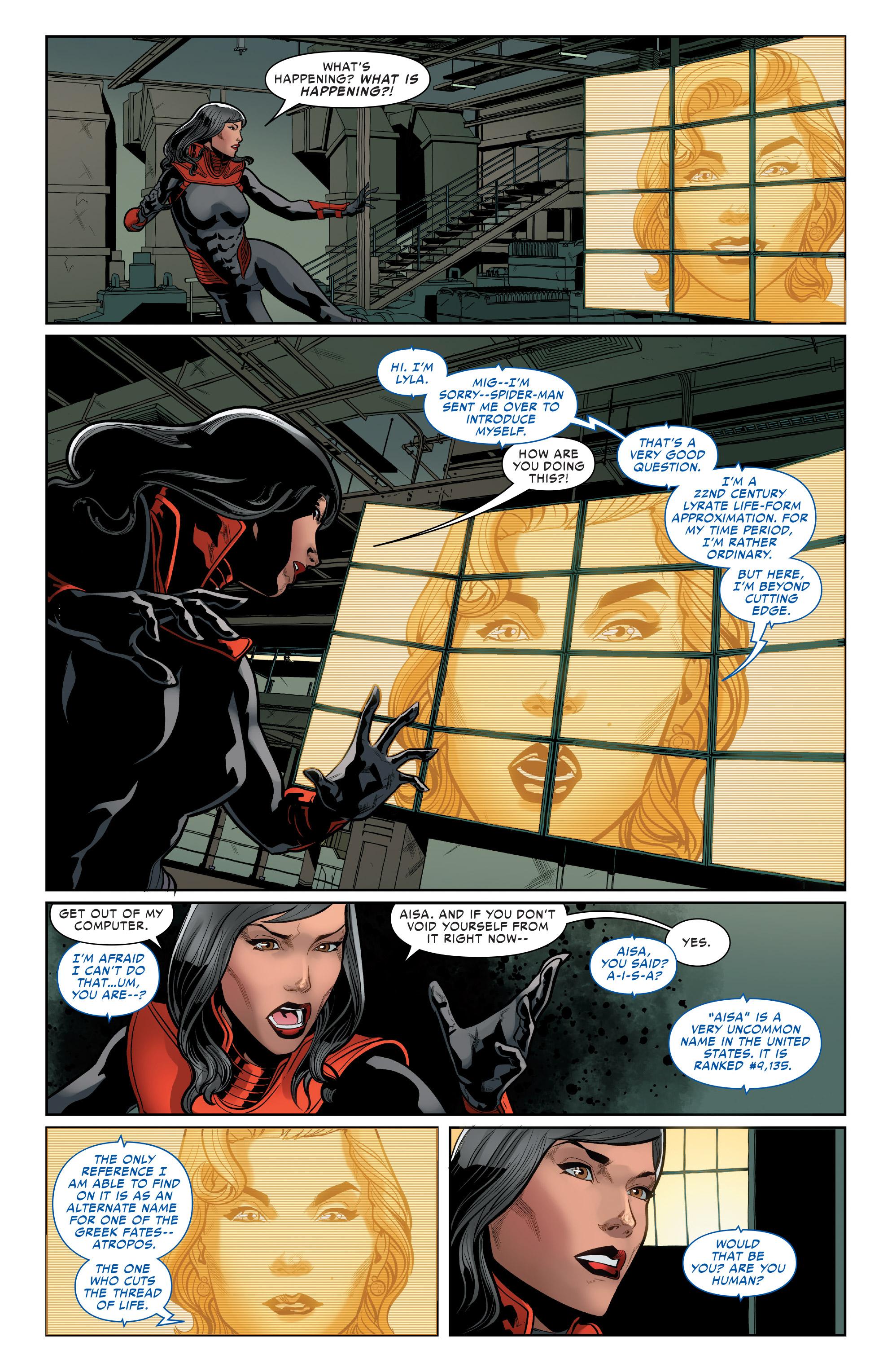 Read online Spider-Man 2099 (2015) comic -  Issue #24 - 12