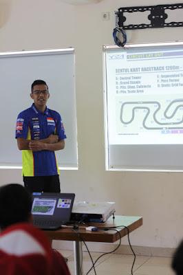Workshop Racing untuk Komunitas Yamaha