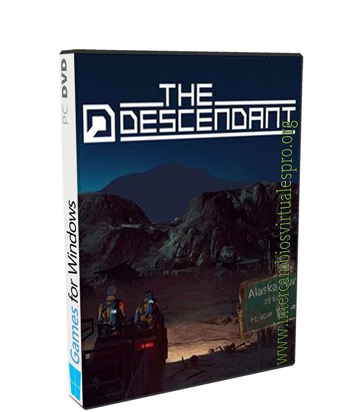 The Descendant Episode 4 poster box cover