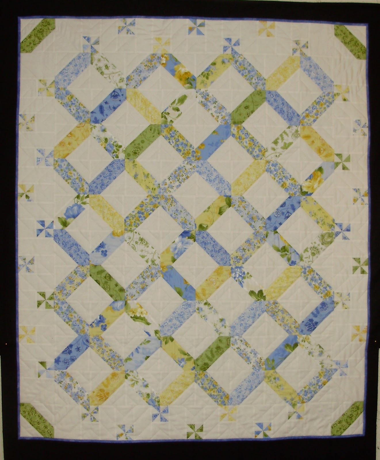 Quilt 7 Sisters Pattern Star