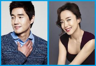 Yoo Ji Tae and Jeon Do Yeon The Good Wife Main Cast