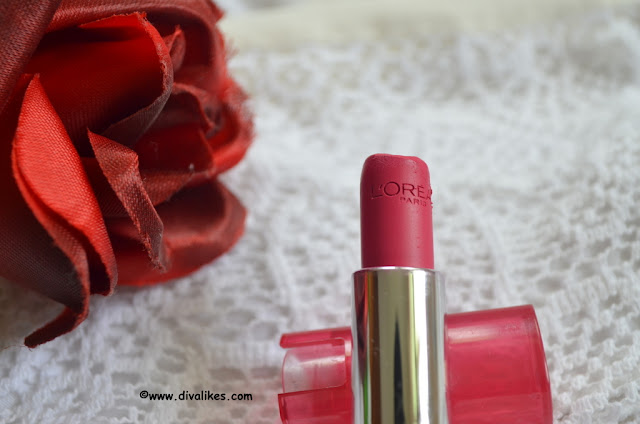 L'Oreal Paris Infallible Le Rouge Lipstick Forever Fuchsia 138 Shade
