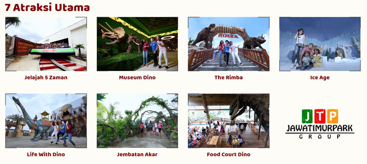 Harga Tiket Masuk Jatim Park 3 Mei 2018