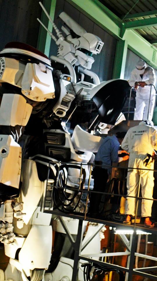 真人版《機動警察》英格蘭姆1/48模型首次公開!9月發售 ~ 遊戲情報網 GameNews - 事前登錄情報