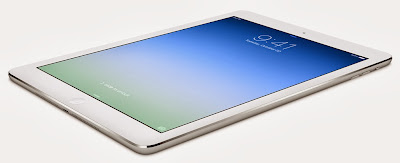 A7 Chipset, Apple, Apple iPad 5, iOS, iPad Air, M7 Motion Co-processor, Tablets, TouchID sensor,