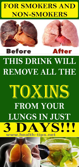 ATTENTION TO SMOKERS: You Can Remove Toxins From the Body In 3 days#NATURALREMEDIES