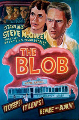 The Blob - Poster