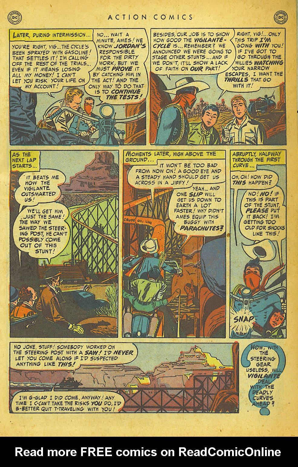 Read online Action Comics (1938) comic -  Issue #149 - 37
