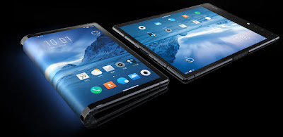 The Crazily phone, Crazily phone, crazily, phone, mobile, future phones, Royole Flexpai phone, glimpse of the future, phones, future, Flexpai, Flexpai phone, Chinese smartphone, smartphones, Royole Flexpai smartphone,