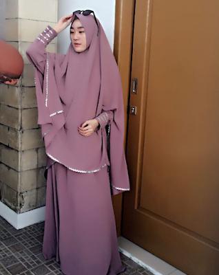 Larissa Chou, Mualaf Cantik Ini Bakal Jadi Menantu Ustad Arifin Ilham