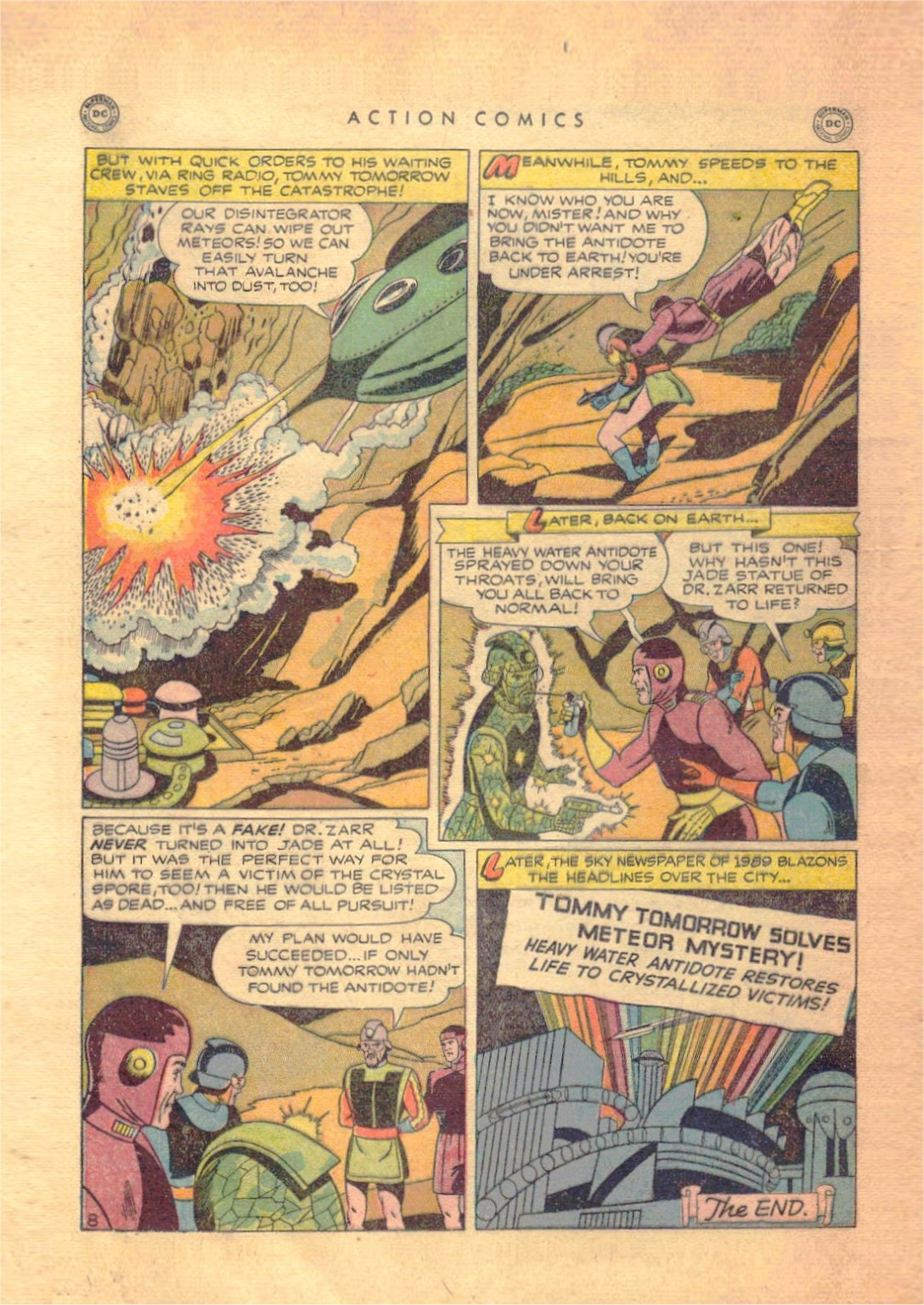 Read online Action Comics (1938) comic -  Issue #138 - 21
