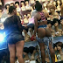 Disgusting sight...see what these ladies wore to the shop...(photos)