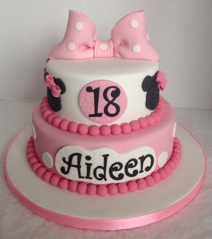 18th Birthday Cake Cake Magazine